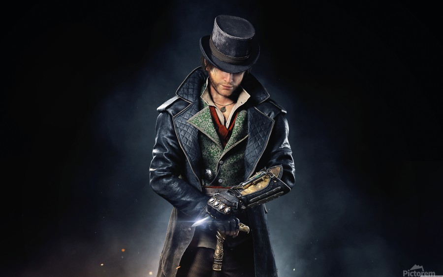 Assassins creed syndicate jacob frye  Print