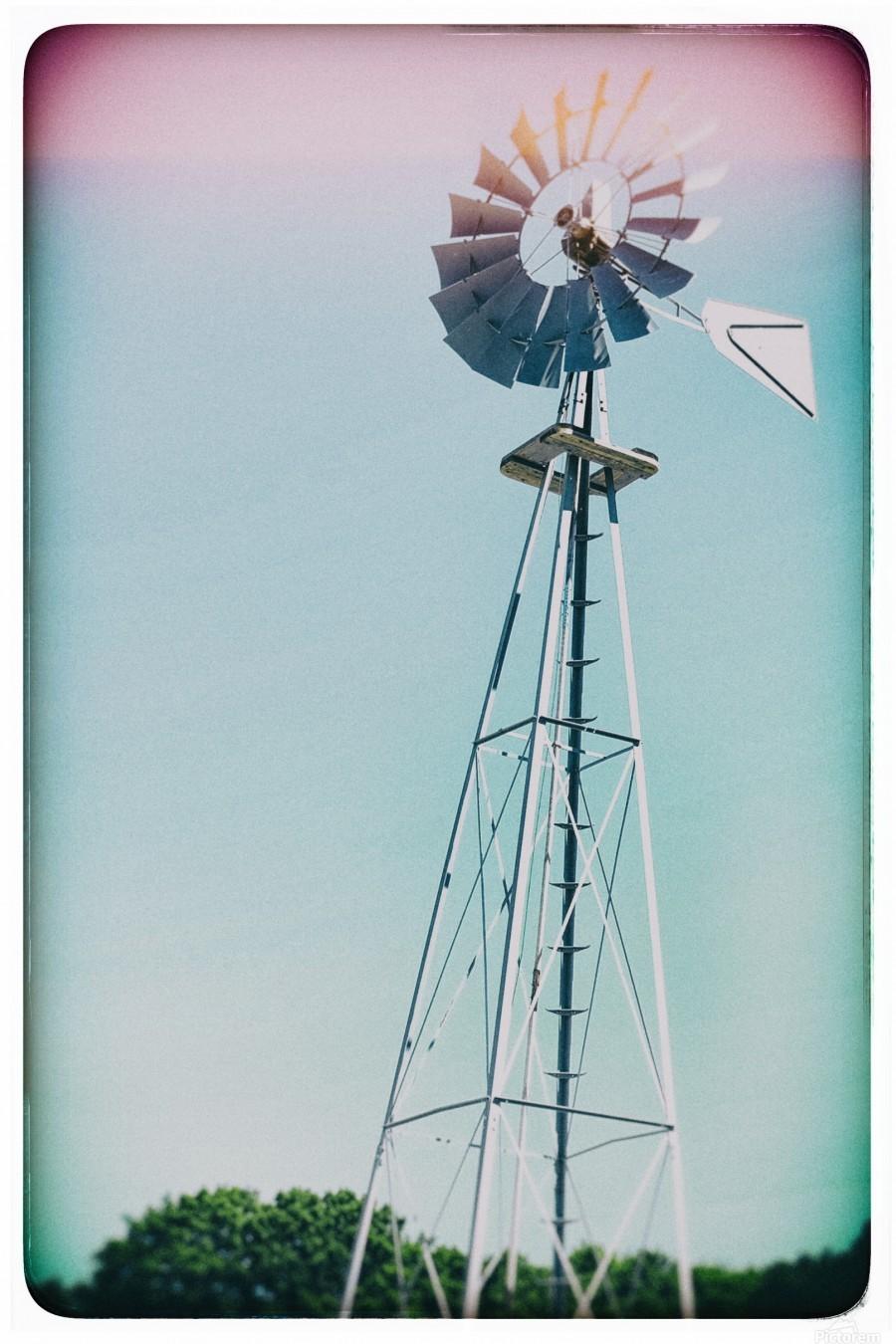 Windmill  Print
