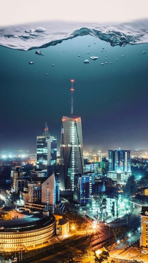 Nairobi  Print