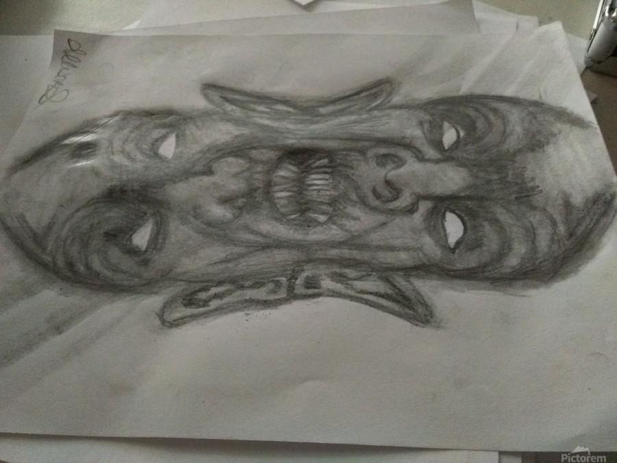 2faced  Print