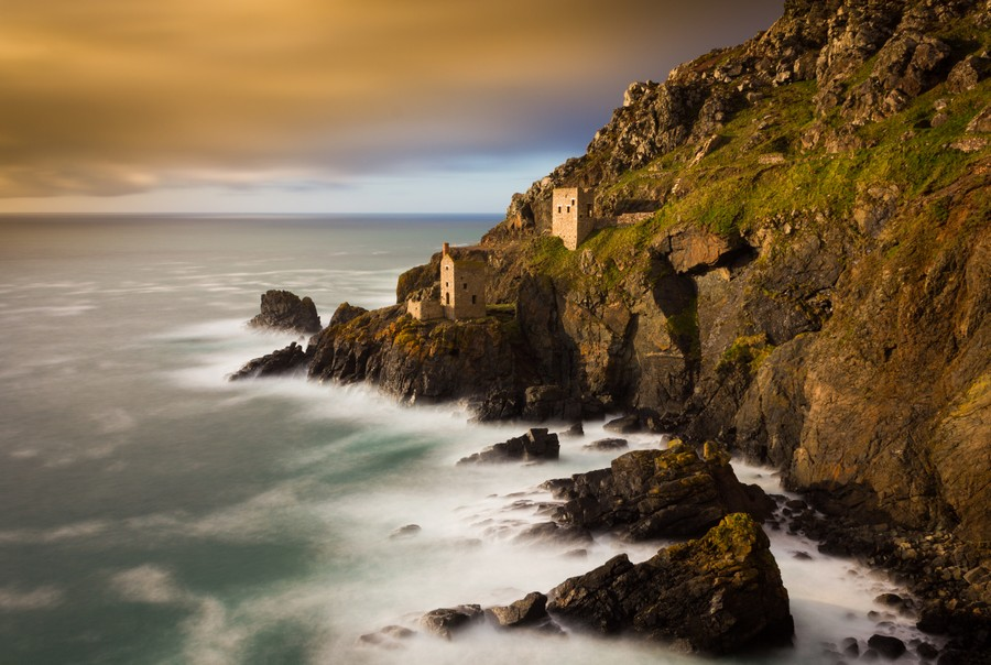 Botallack in 40 seconds  Print