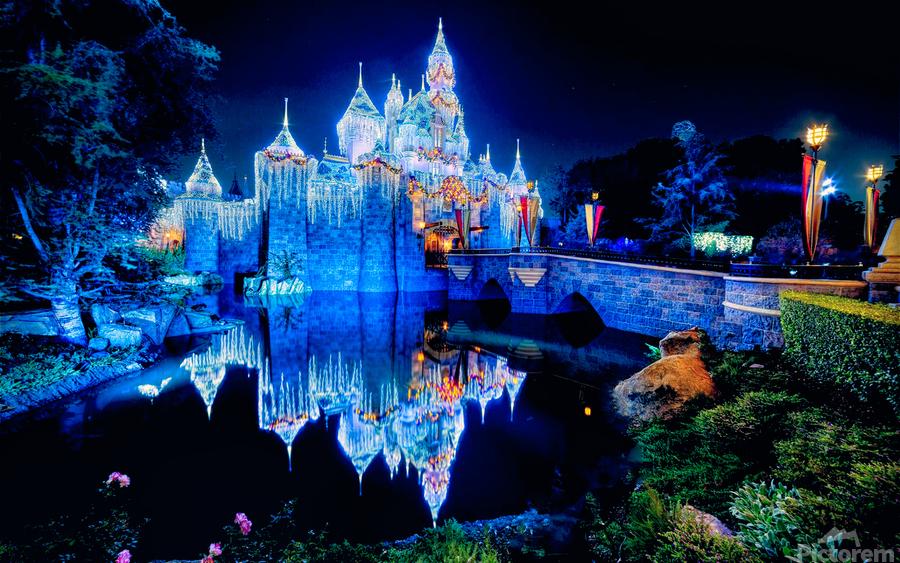Disney Magic  Print