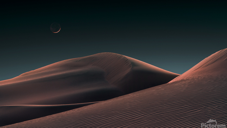 Lunar Sands  Print