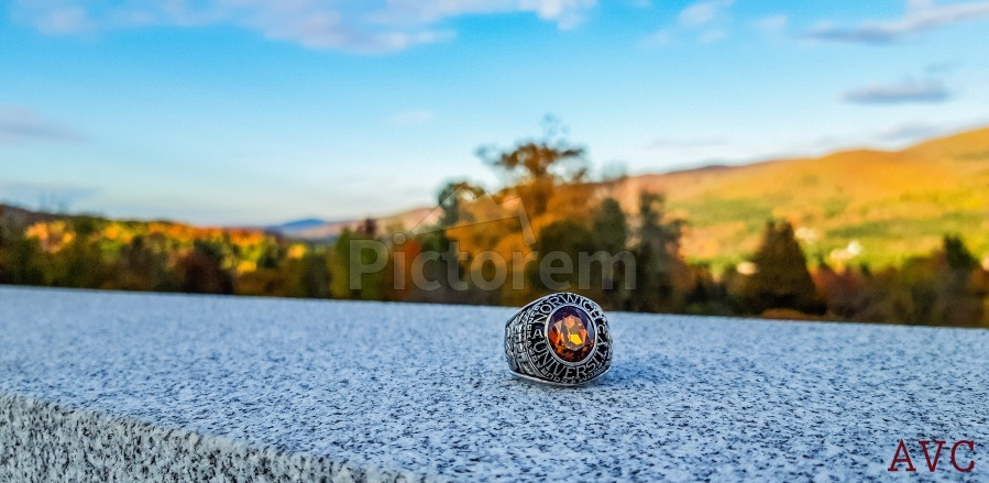 One for the Ring-- Autumn  Print