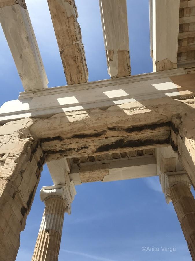Acropolis of Athens Greece  Print