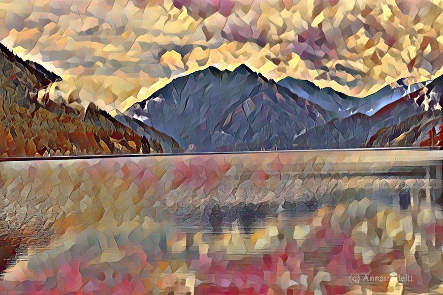 Lake Crescent  Print