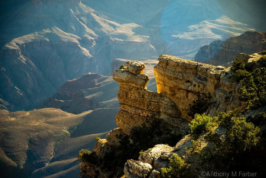 Grand Canyon South Rim  Print