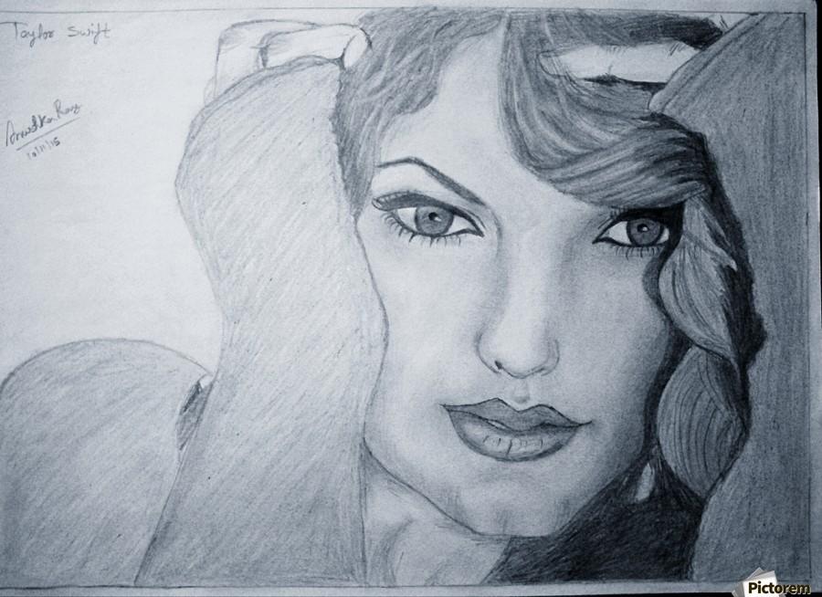 ... Taylor Swift Acrylic Print. Canvas Print