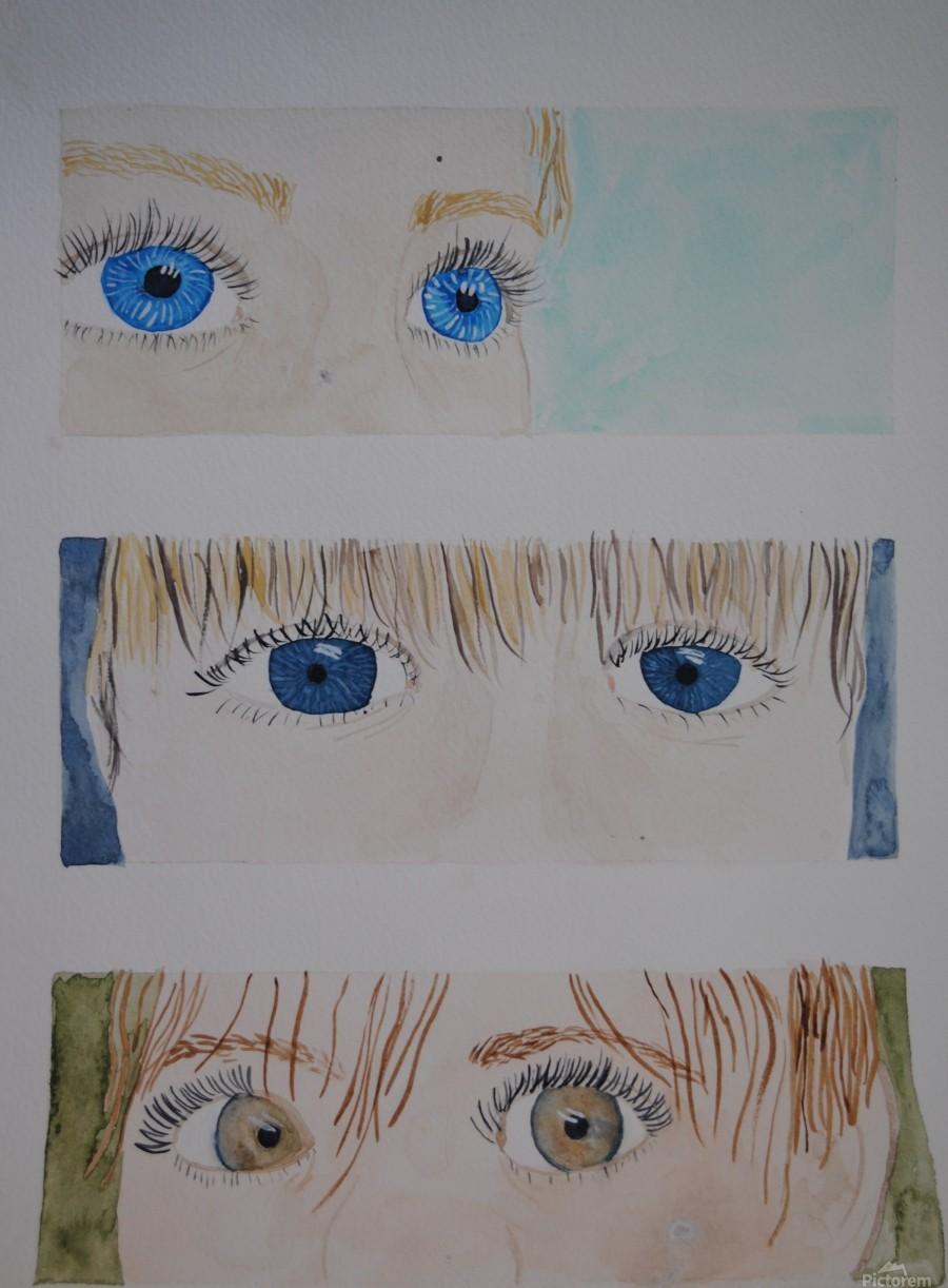 My three sons  Print
