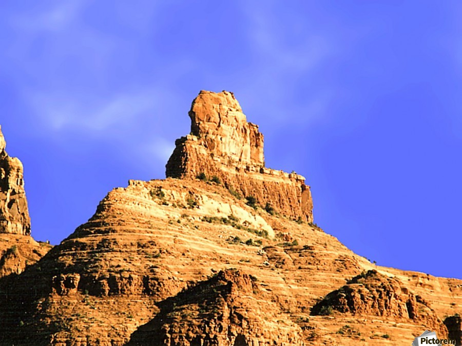 Sedona Red Rocks  Print
