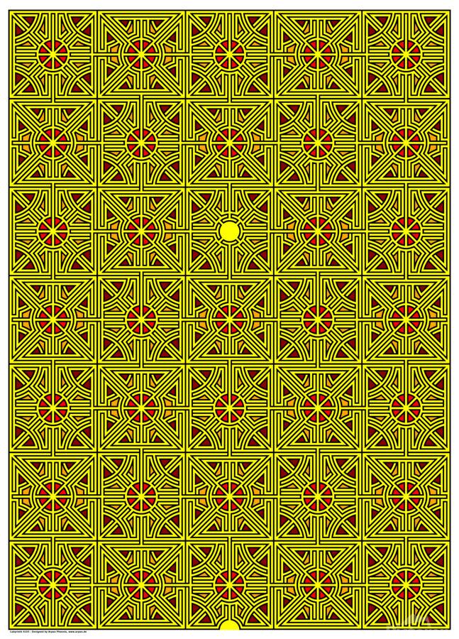 Labyrinth 4103  Print
