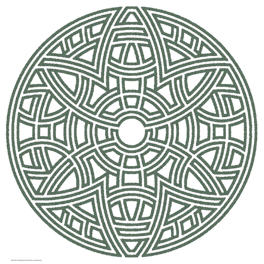 Maze 4810  Print