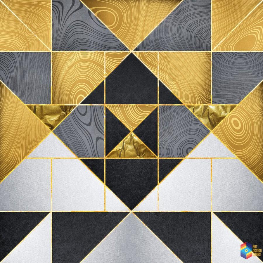 Geometric XXIV  Print