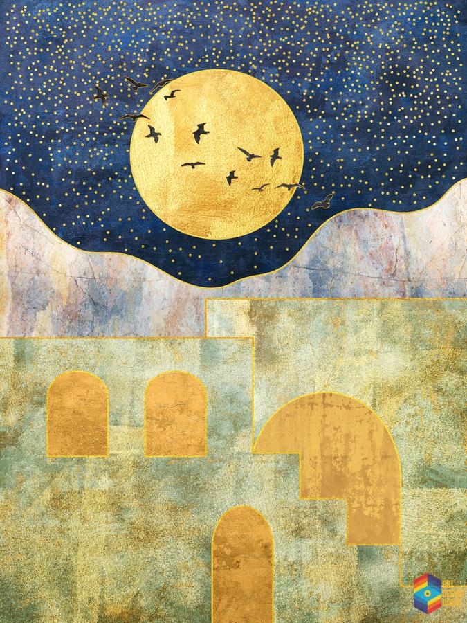 Dream Art XVII  Print