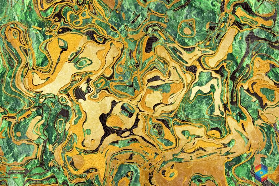 Marble XXXVIII  Print