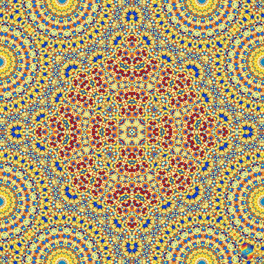 Mandala XI  Print
