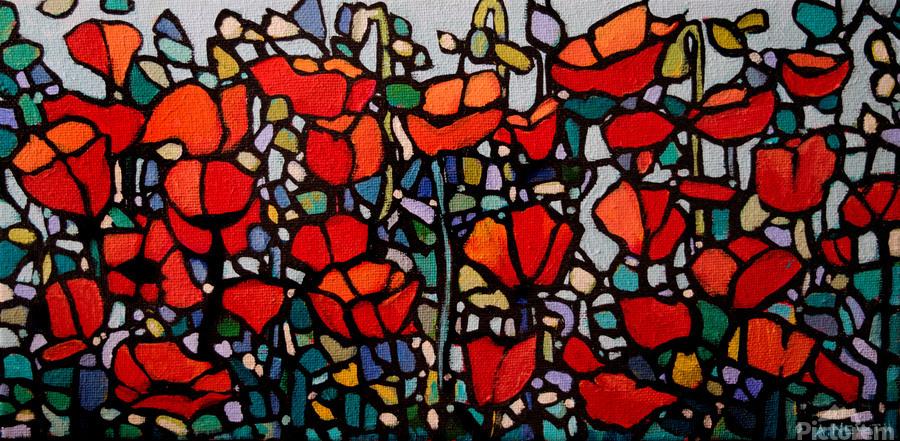 Poppies 1  Print