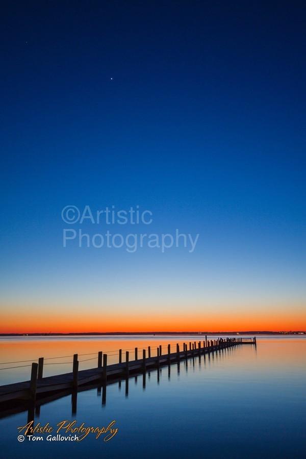 Sunset - APC-129  Print