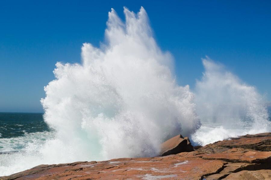 Crashing Wave ap 2320  Print