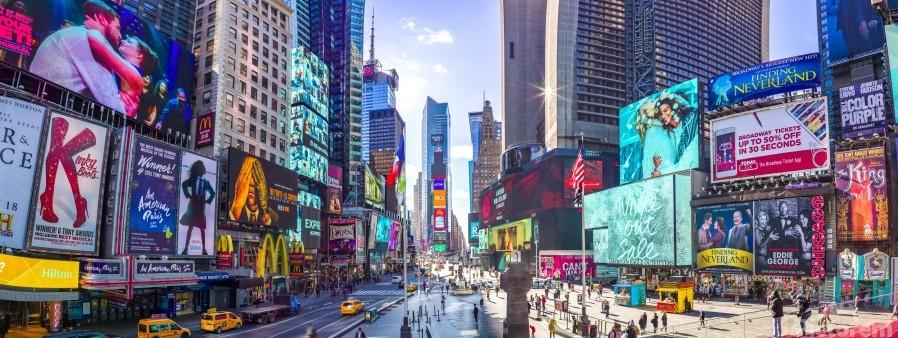 Times Square, New York City  Print