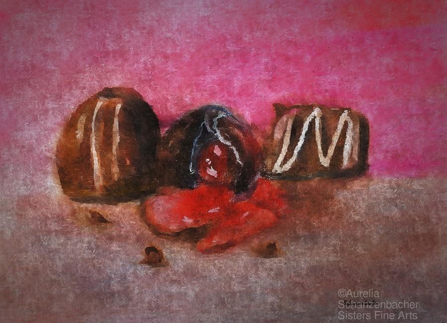 Chocolate Candy  Print