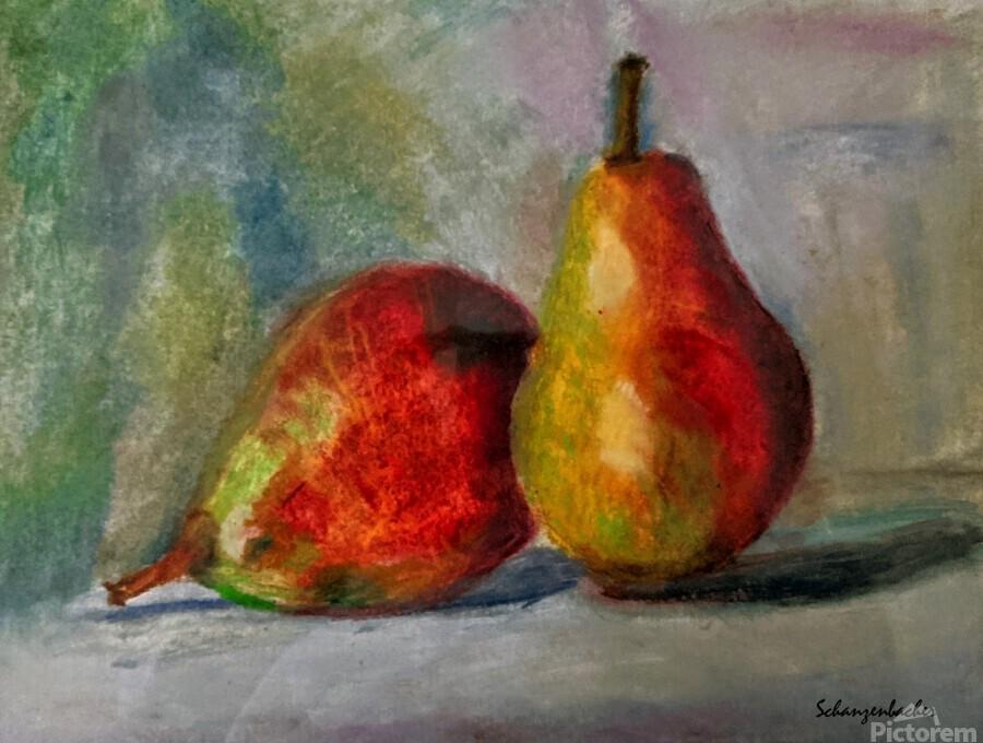 Pears  Print