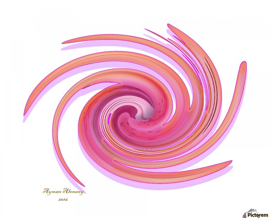 The whirl, W1.3A  Print