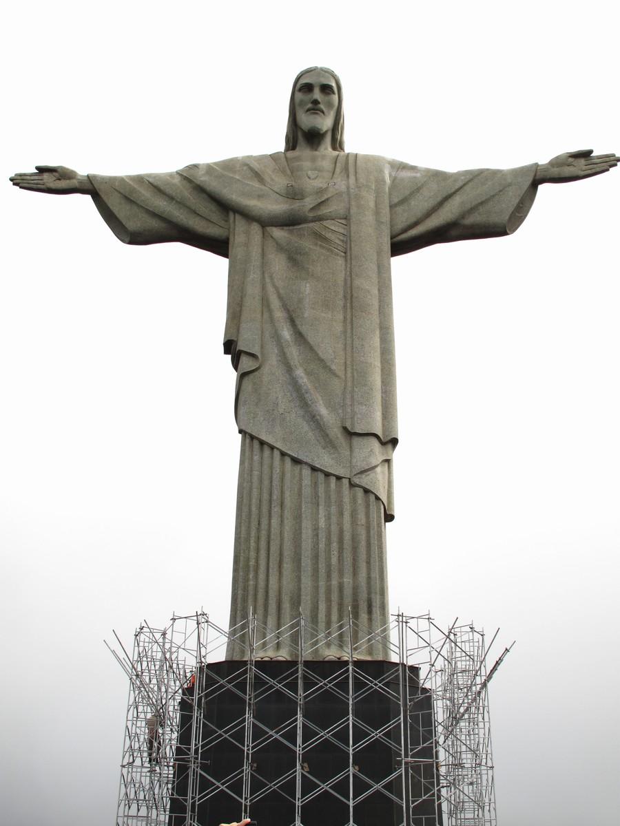 Christ - Rio  Print