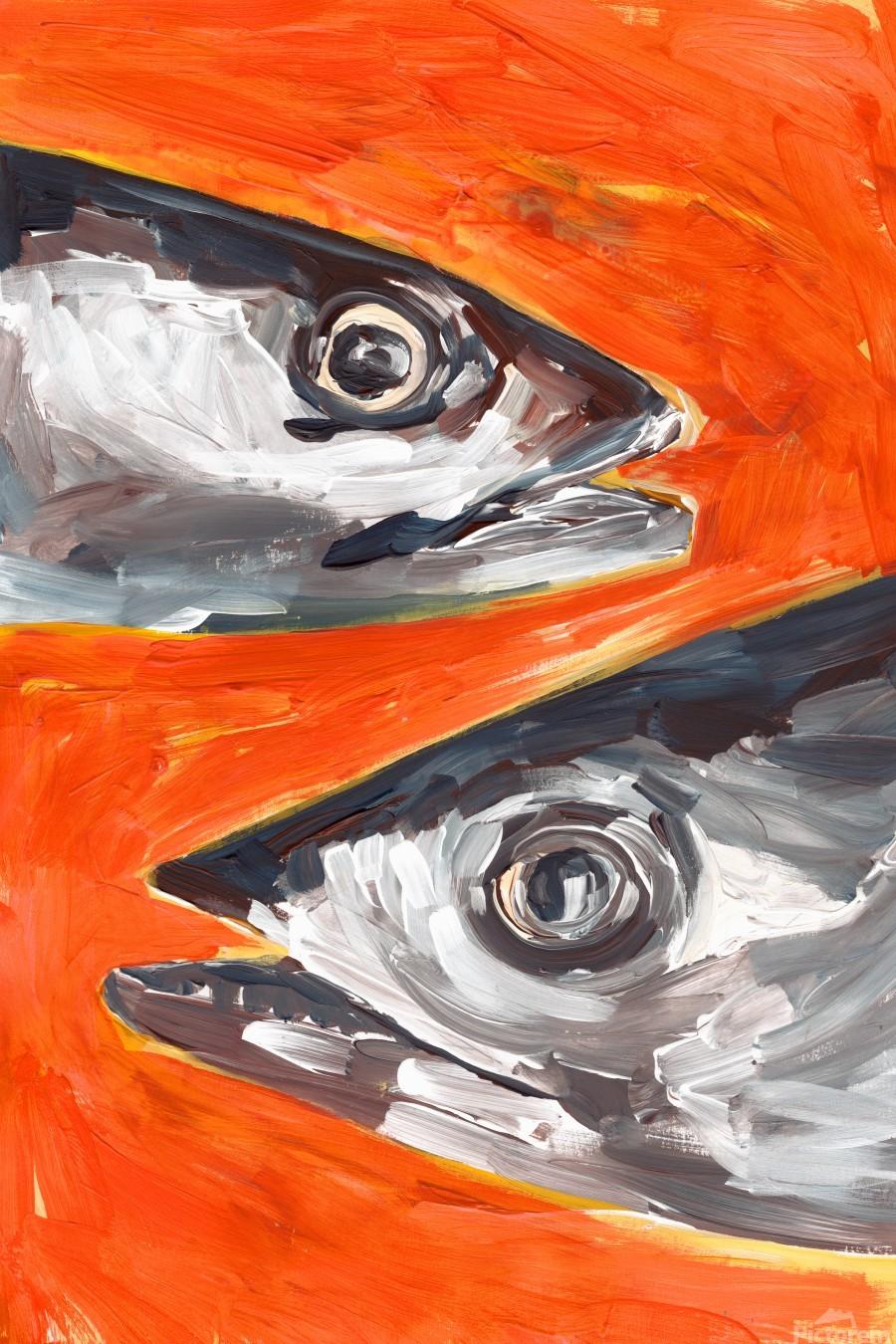 Fresh Fish   Print