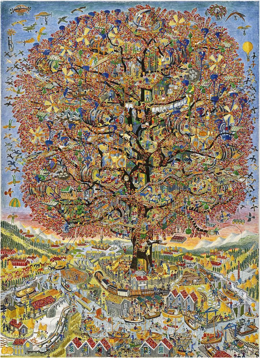 Treet - The tree  Print