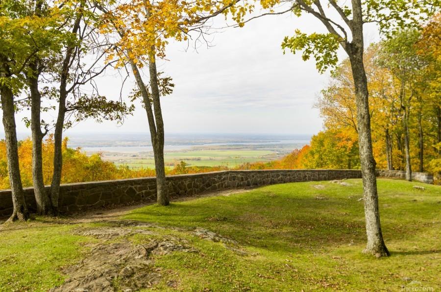 View of Ottawa Valley in Autumn 33  Print