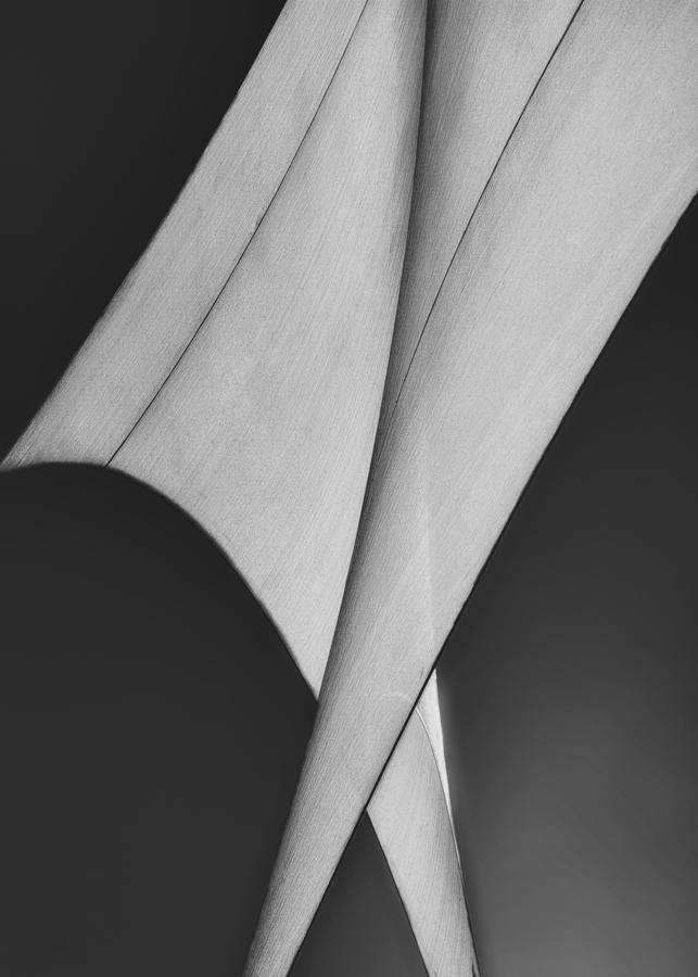 Abstract Sailcloth 9  Print