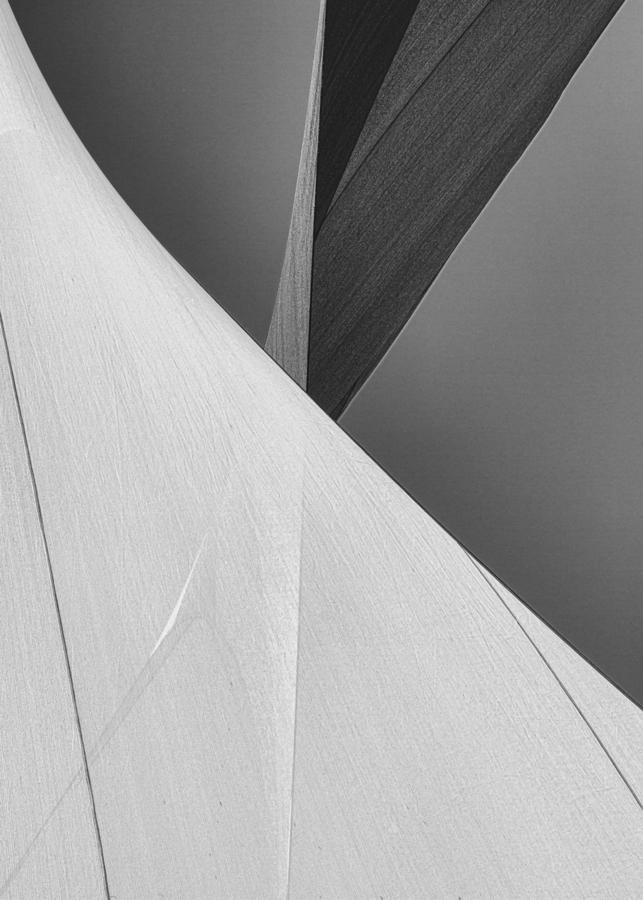 Abstract Sailcloth 2  Print