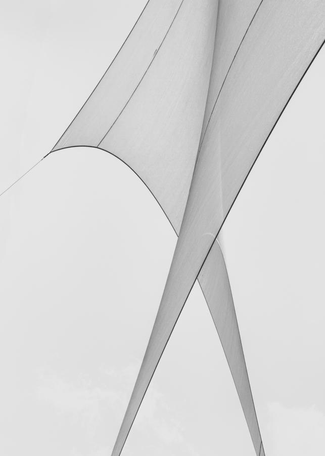 Abstract Sailcloth 3  Print