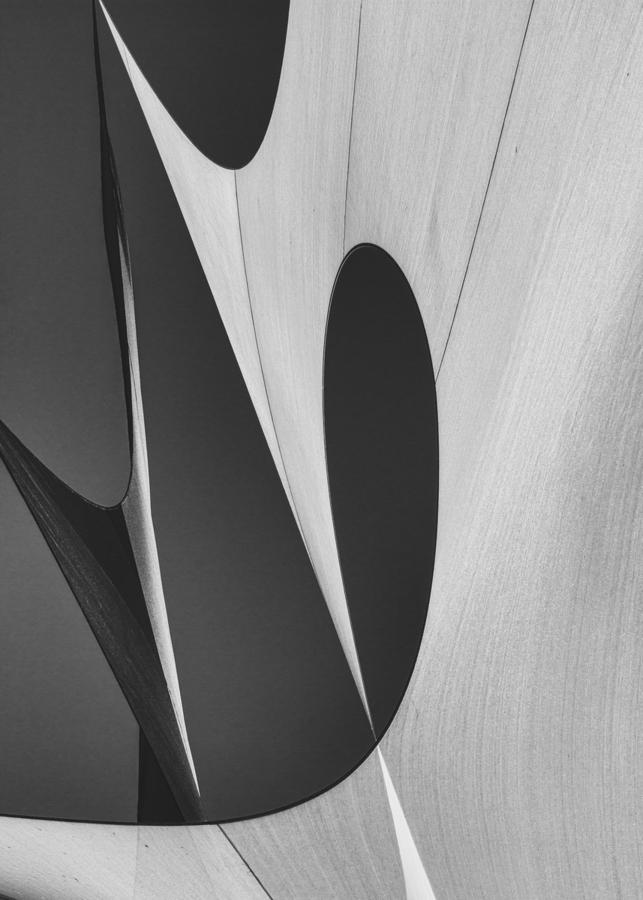 Abstract Sailcloth 10  Print