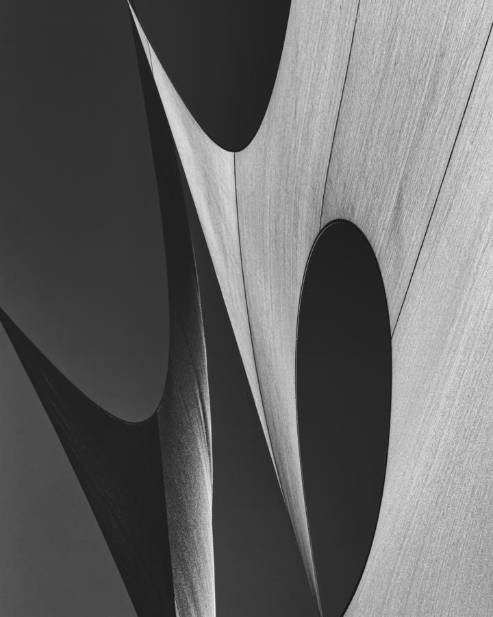Abstract Sailcloth 11  Print