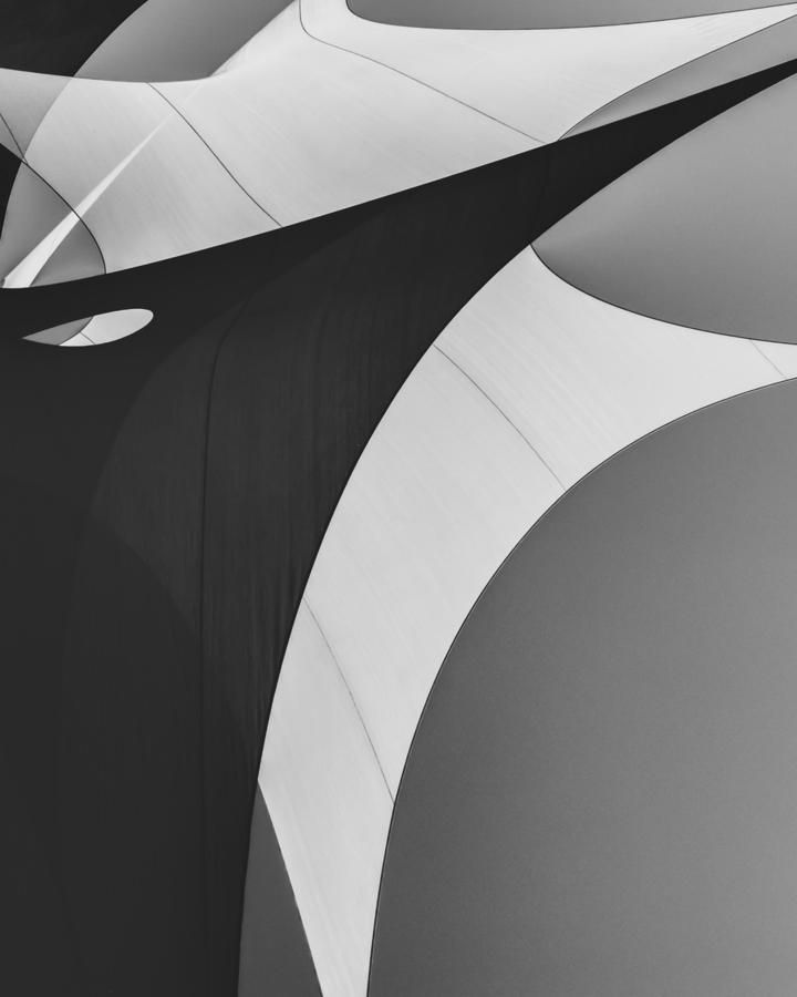 Abstract Sailcloth 4  Print