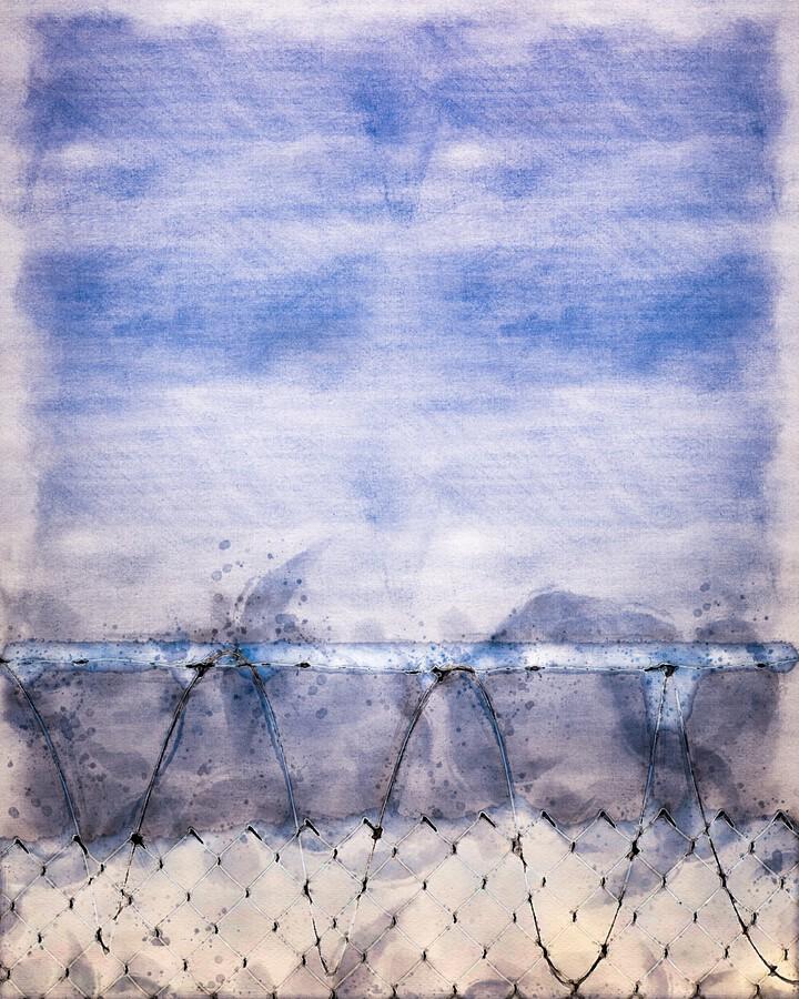 The Prisoner  Print