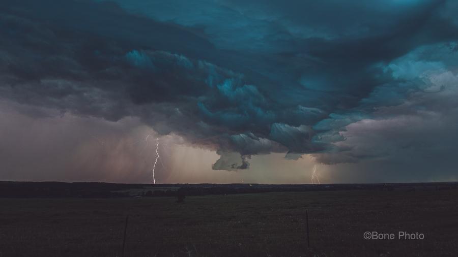 Prairie Storm  Print