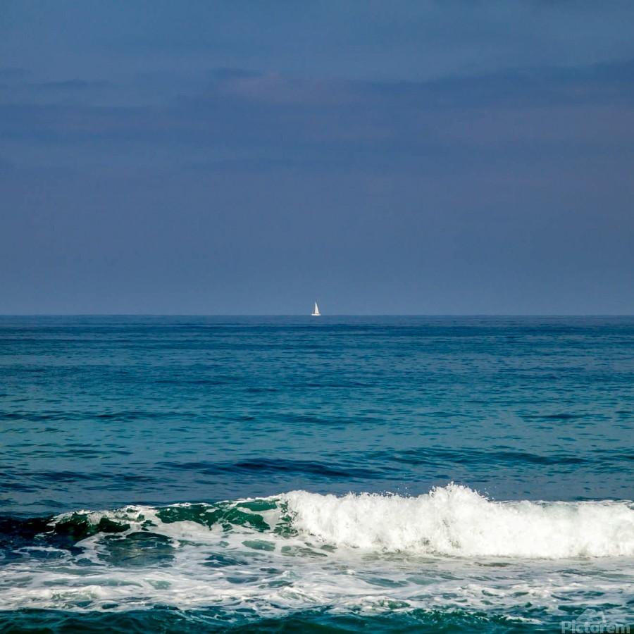 Sailing  Print