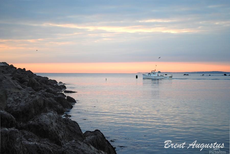 Sunrise Bay  Print