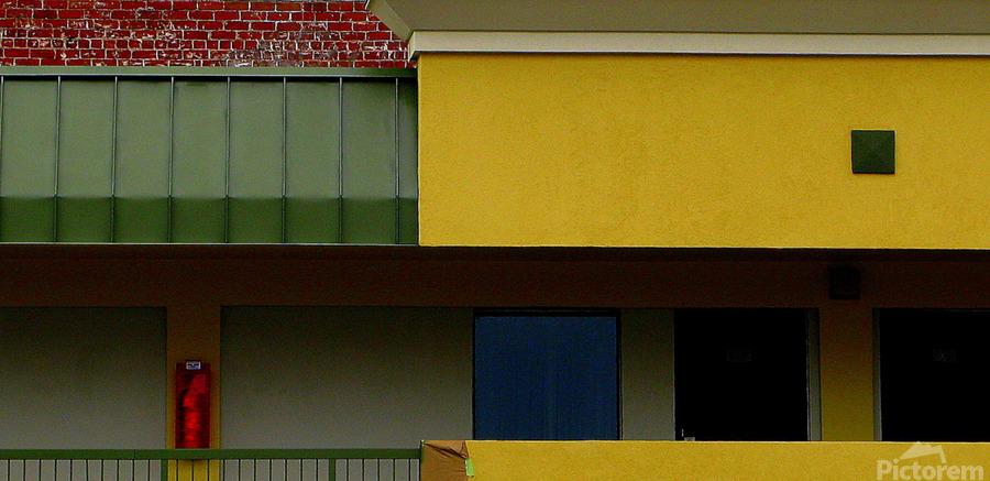 Minus Hopper  Print