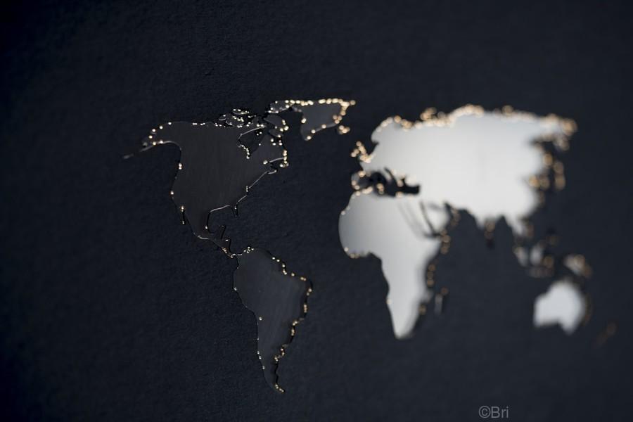 Dark Continent Briala  Print