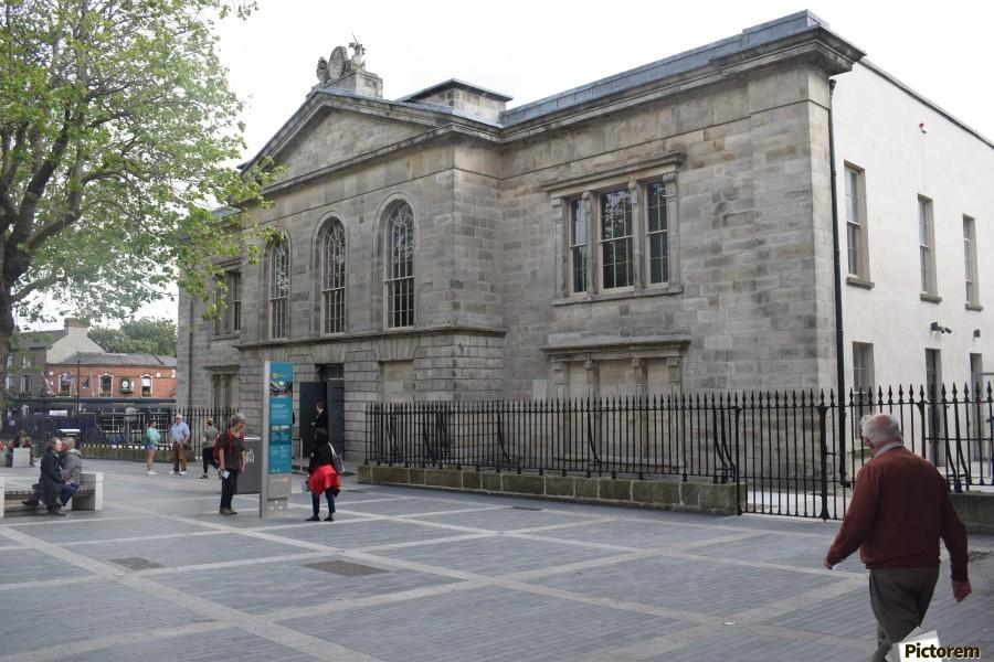 KILMAINHAM JAIL, DUBLIN  Print
