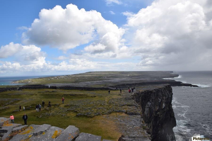 INIS MOR, THE ARAN ISLANDS , Brian Corbett ,