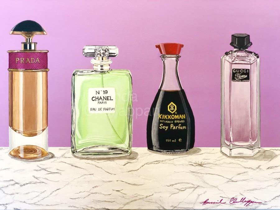 Soy Parfum  Print