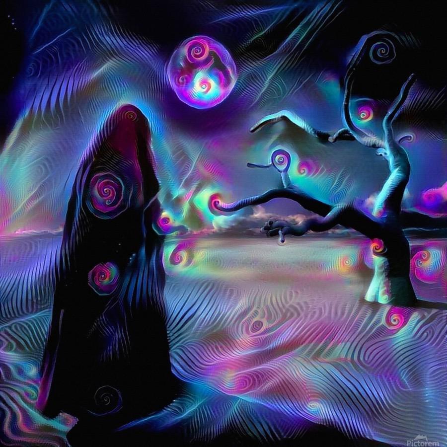 The Desert of Dreams  Print