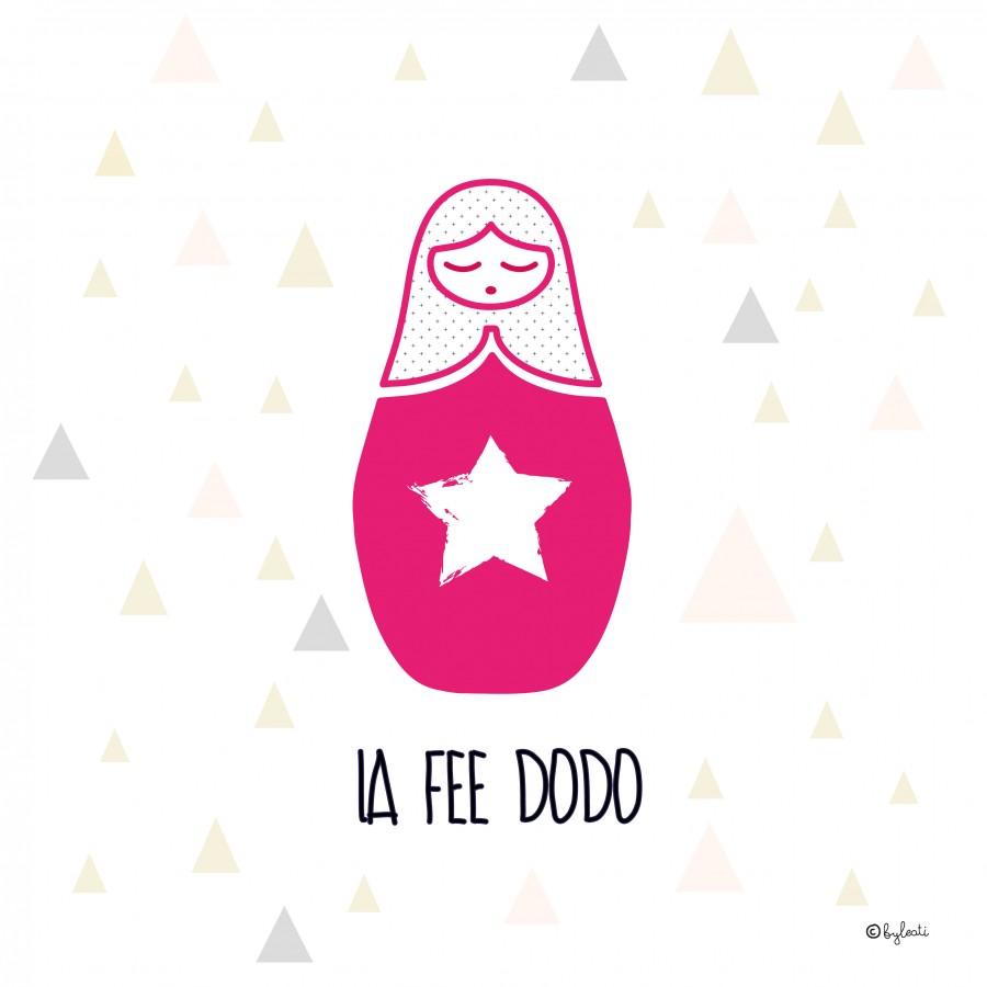 LA FEE DODO  Print