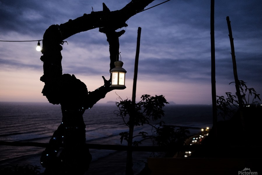 Lanterne de Lima  Imprimer