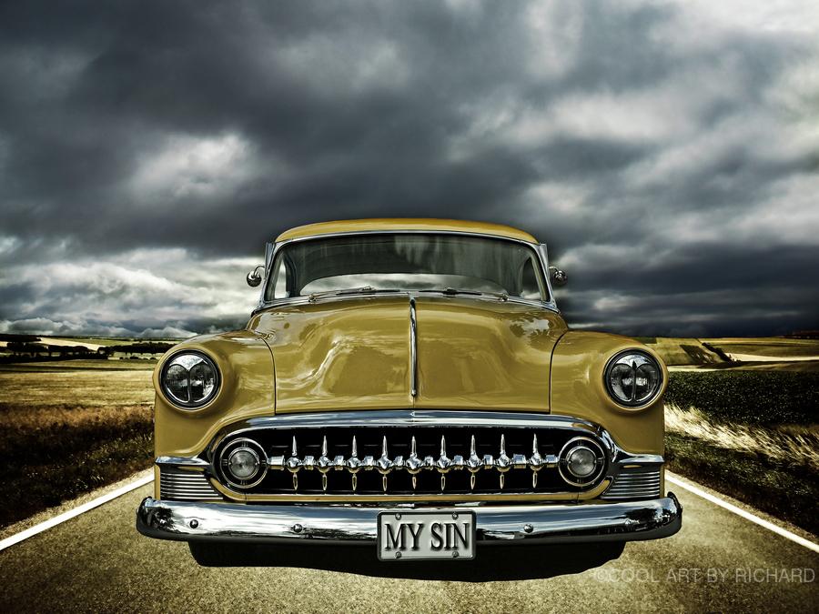 1953 Chevrolet  Print